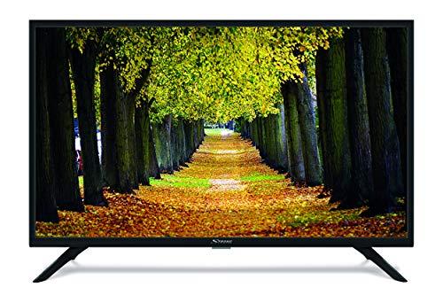 Strong SRT 32HB3003 Televisor LED HD 80cm 32 Pulgadas (HD Ready, HDTV, DVB-T2, DVB-S2, DVB-C, USB, HDMI, Modo Hotel)