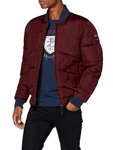 Izod Bomber Puffer Jacket Chaqueta Hombre en 2 colores.