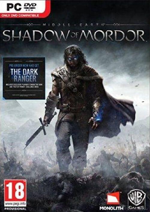 Middle-Earth: Shadow of Mordor por solo 1,79€ y GOTY por 3,49€ (Steam)