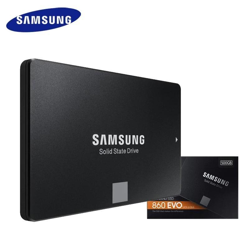Samsung SSD 860 Evo 256GB