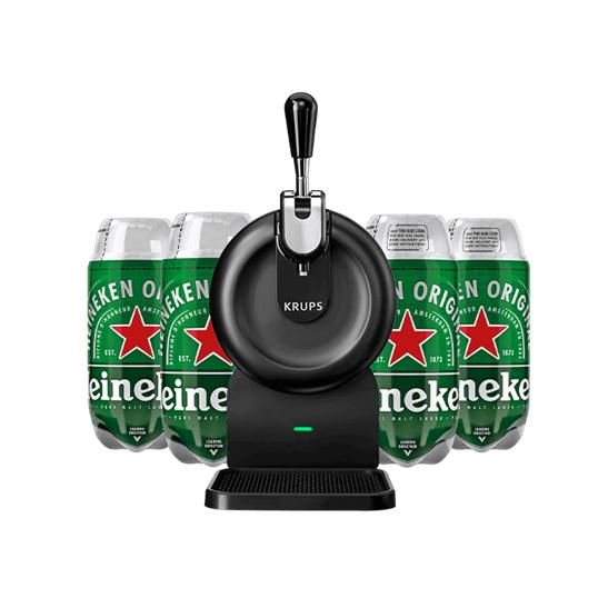 The Sub Compact + 4 Heineken