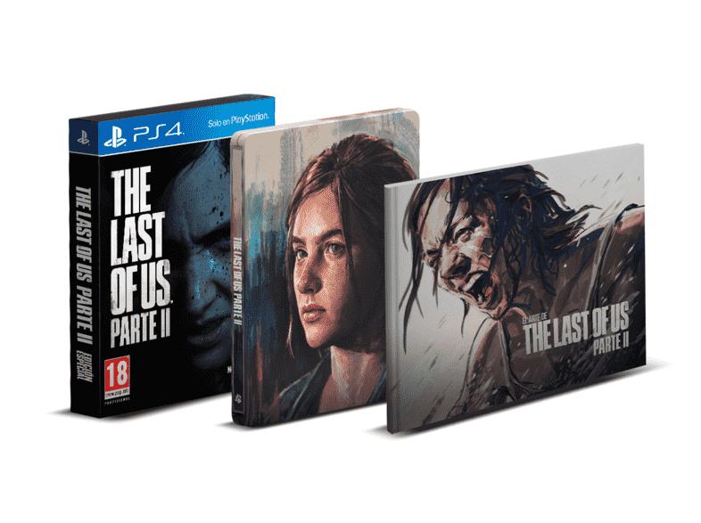 The Last Of Us II edición especial por 69.90€