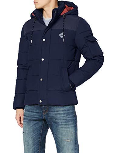 JACK & JONES Jorsharee Puffer Jacket Chaqueta para Hombre talla S.