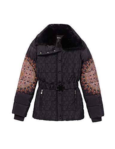 Desigual Coat Aggu Abrigo para Mujer