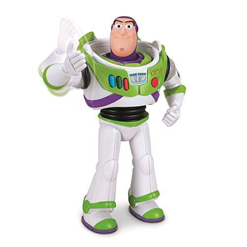 Toy Story Figura Buzz Lightyear Acción Karate 30 cm