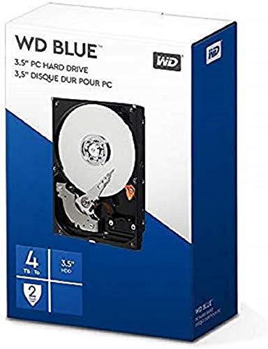 Western Digital Blue - Disco Duro Interno de 4 TB - Amazon Bussines