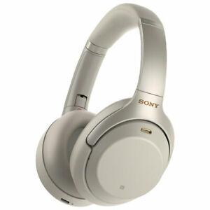 Sony WH-1000XM3 Auriculares Inalámbricos - Plata
