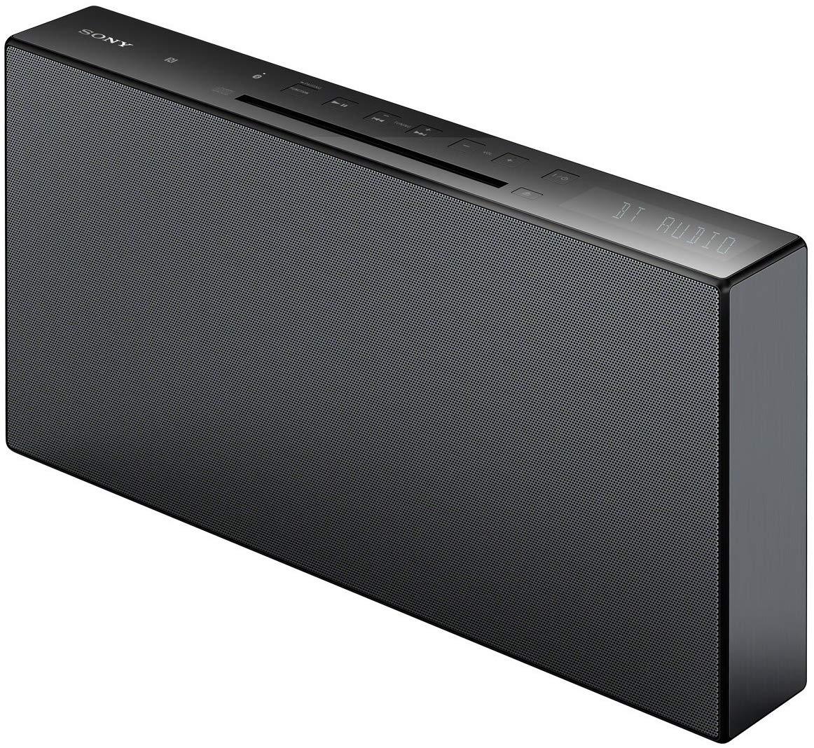 Sony CMT-X3CD - Sistema Hi-Fi Compacto de 20W con Bluetooth y NFC, Negro