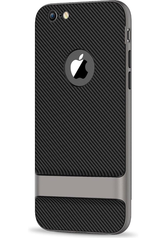 Funda iPhone 6/6S con fibra de carbono