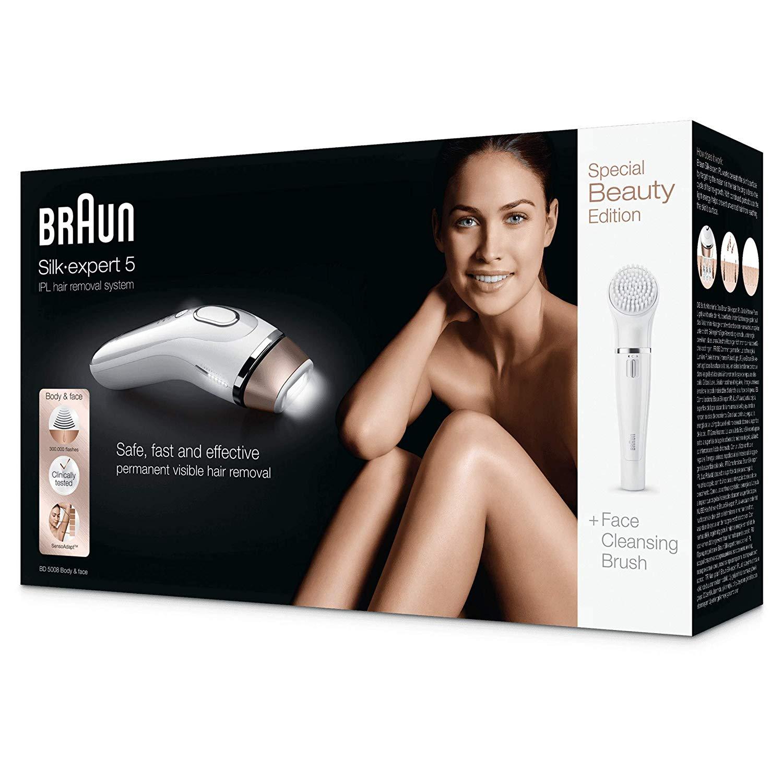 Braun Silk-Expert 5 IPL 5008 - Desde España [+ 4 regalos]