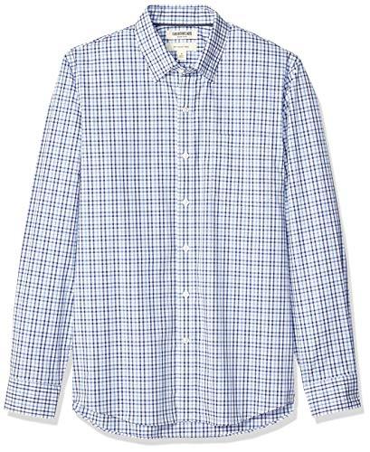 Camisa Hombe Goodthreads Slim-fit Long-Sleeve Stretch Poplin.