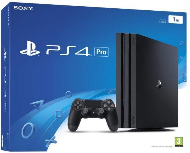 """PS4 PRO 1TB Reaco """"muy bueno"""" Amazon FR"""