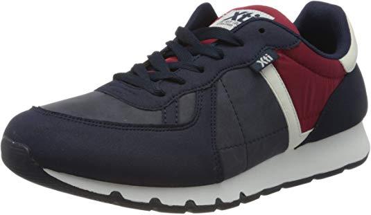 XTI 49684, Zapatillas para Hombre de la talla 40 a la 45 en 2 colores. El tercer color que es muy peculiar por 30.95€.