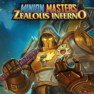 Gratis DLC Minion Masters :: Zealous Inferno