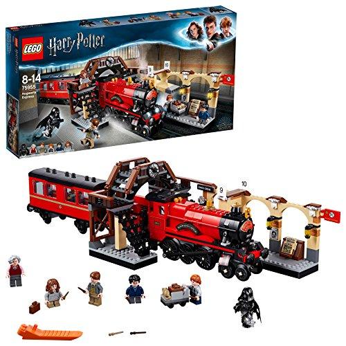 Hogwarts Express Lego Harry Potter solo 58.1€