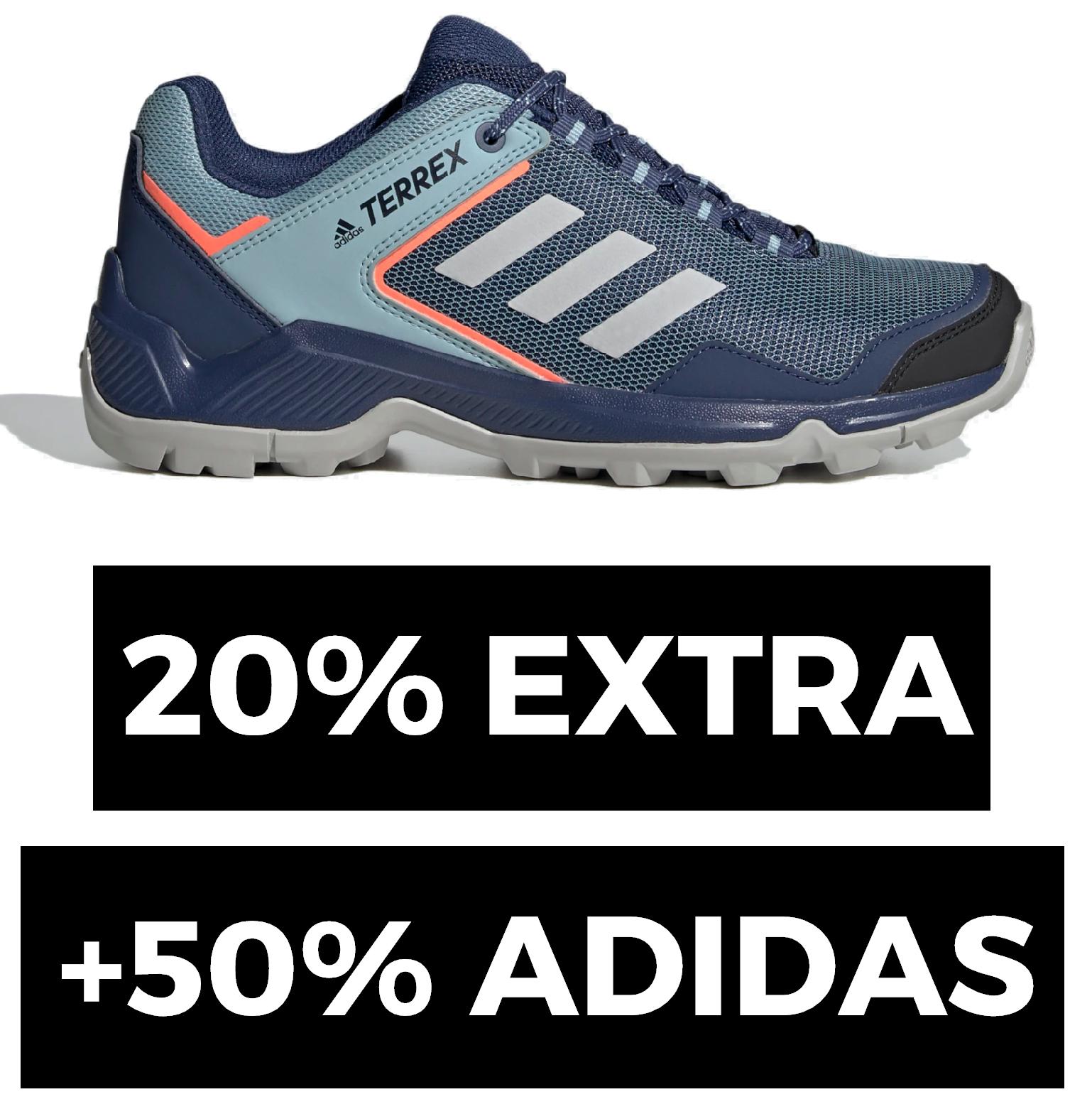 [Exclusivo] Hasta 50% + 20% EXTRA + Envío GRATIS en adidas