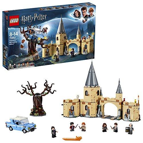 Varios sets de LEGO Harry Potter con descuento al finalizar la compra