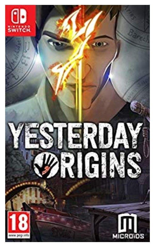 Yesterday Origin (switch)