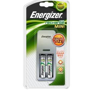 ENERGIZER :: Cargador AA/AAA + 2 baterías recargable (AlCampo)