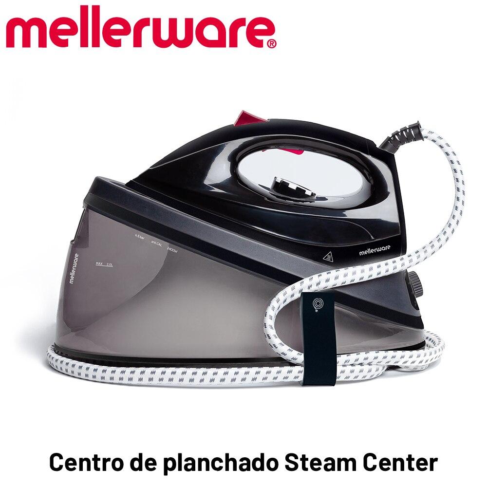 MELLERWARE - Centro de planchado 2200W - Desde España
