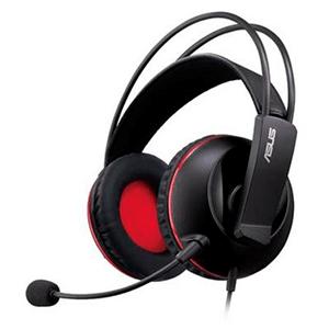 Asus Cerberus - Auriculares gaming con auriculares de neodimio de 60 mm