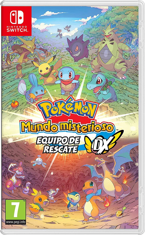 Pokémon Mundo misterioso, Equipo de rescate.