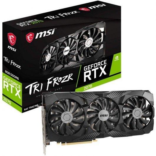 MSI GeForce RTX 2070 TRI FROZR 8GB GDDR6