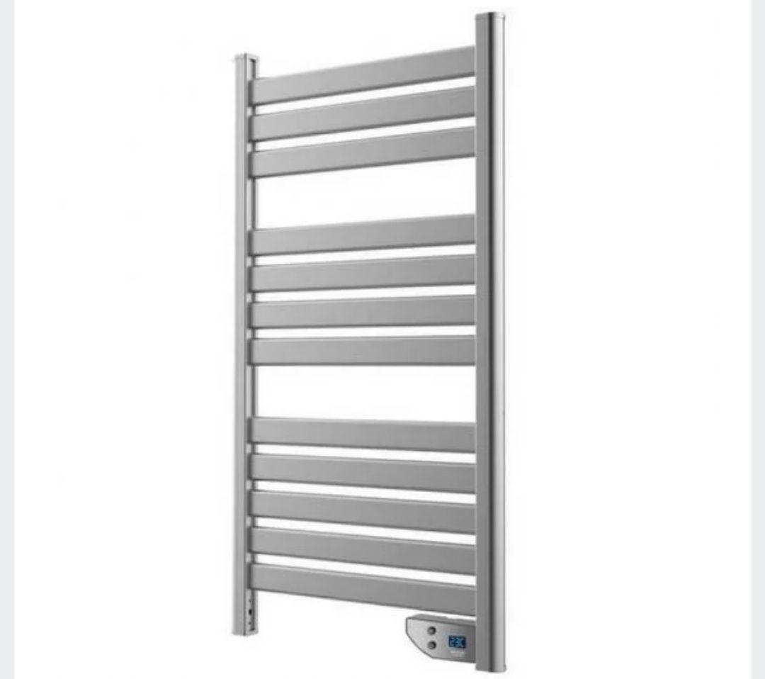 Cecotec Ready Warm 9050 Twin Towel Toallero Eléctrico 500W