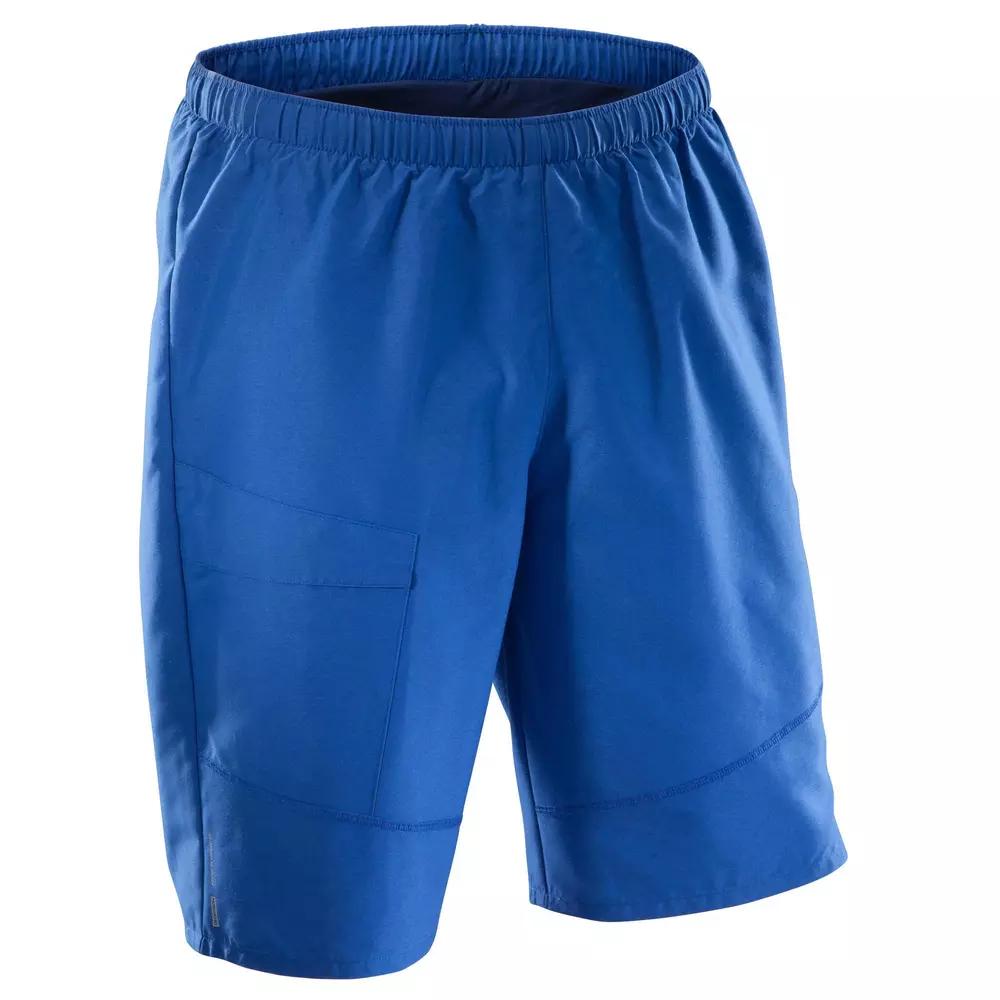Pantalón Corto ciclismo con espuma