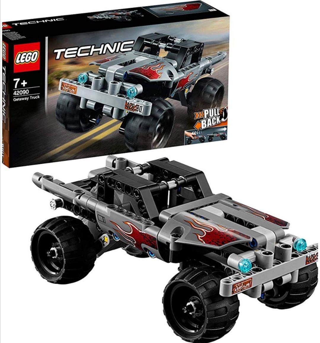 LEGO Technic - Camión de Huida .(precio al tramitar el pedido)
