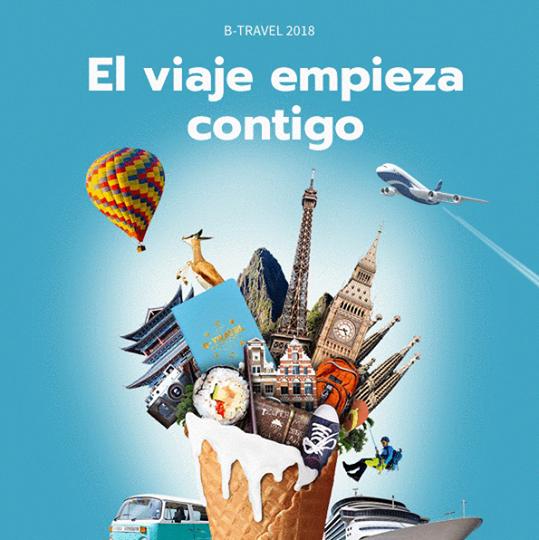 B-Travel Show / Entradas gratis (Salón de turismo de Barcelona)