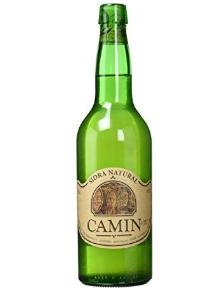 6 botellas de Sidra natural Camin