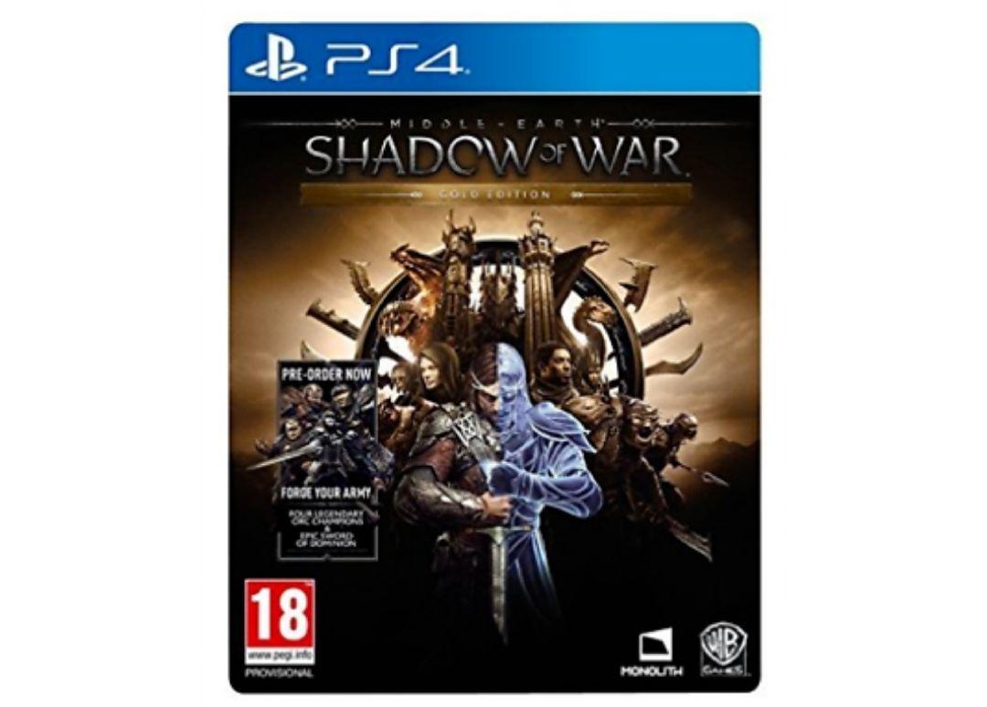 Shadow Of War (Gold Edition)