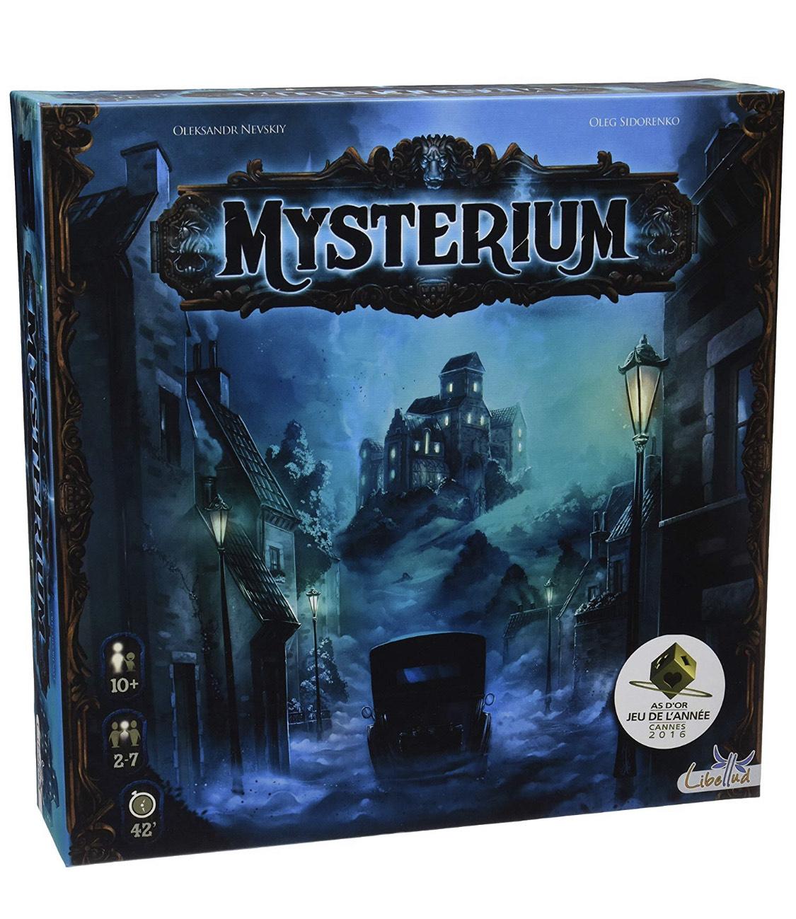 Juego de mesa Mysterium Español