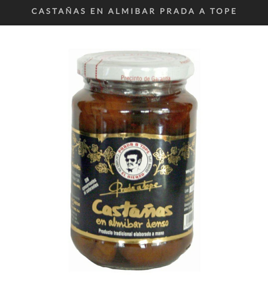 CASTAÑAS!! SABOREA EL LUJO