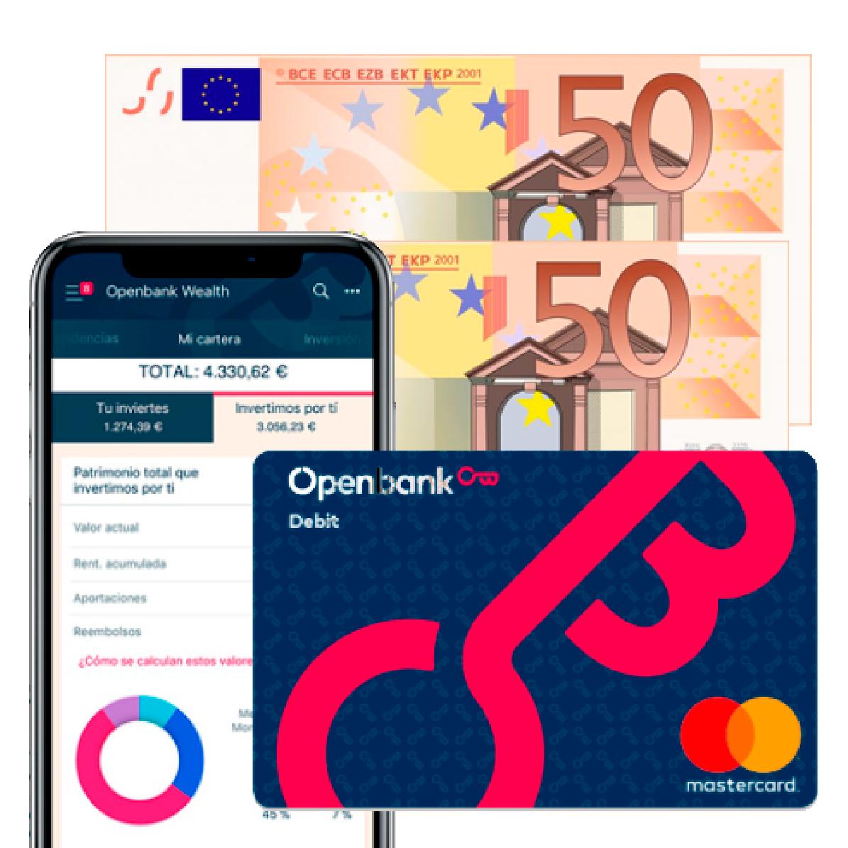 Llévate 100€ al domiciliar tu nómina en Openbank