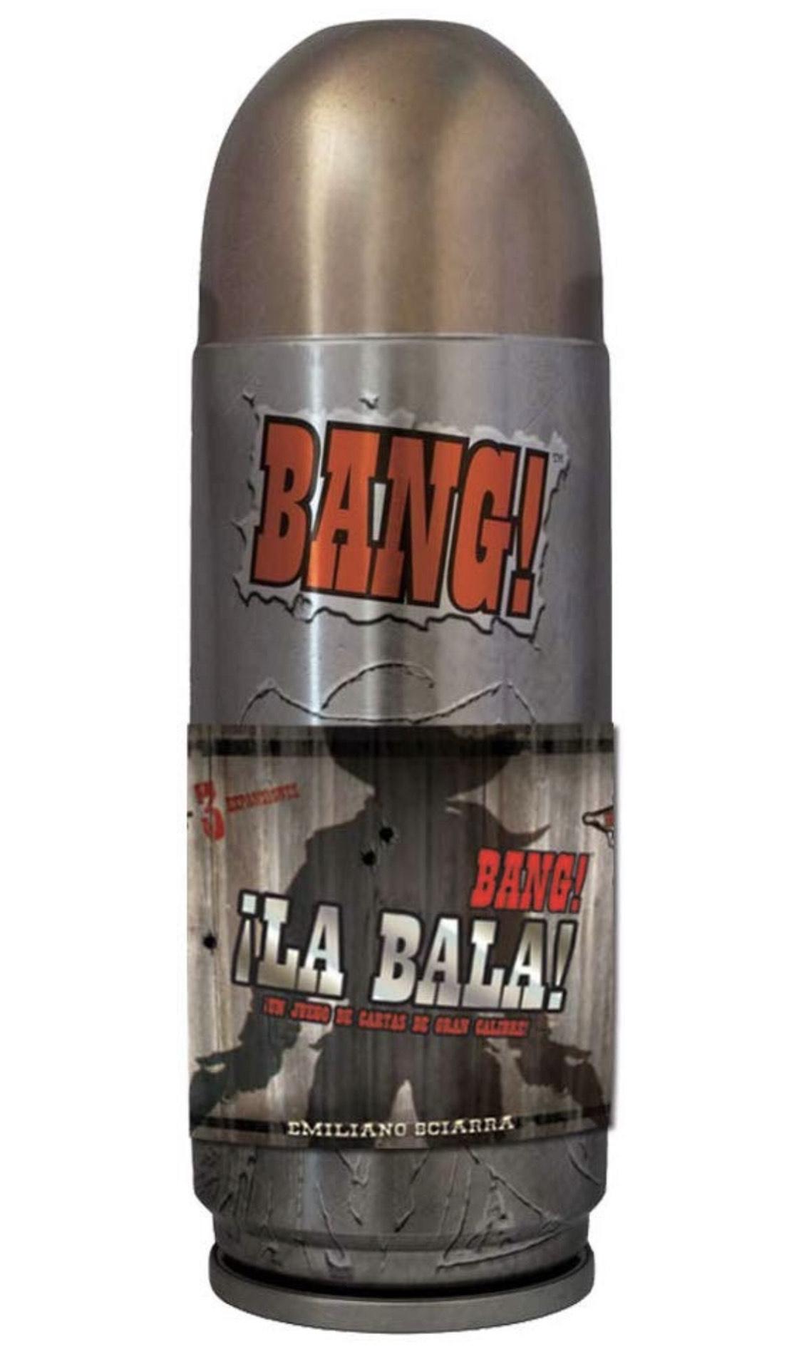Bang! Edición Especial La Bala