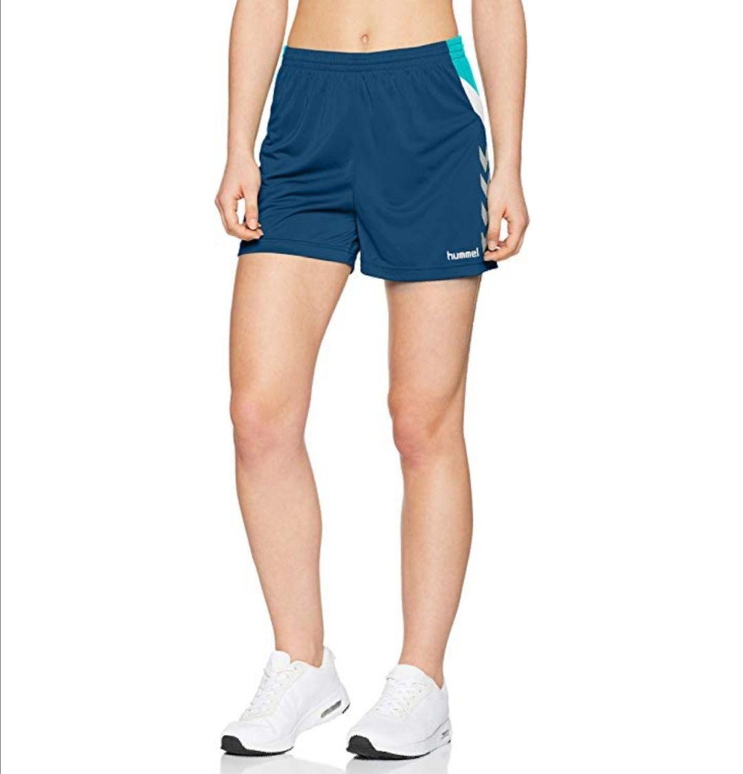 Hummel. Pantalones cortos de mujer