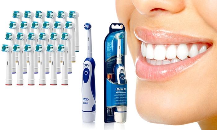 Set cepillo Braun Oral B