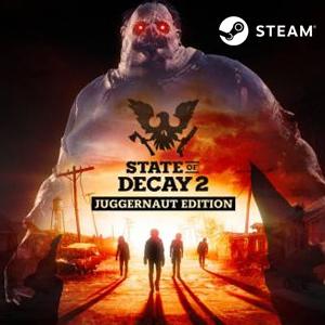 STEAM :: Gratis State of Decay 2: Juggernaut Edition si lo tienes en XBOX