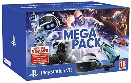 PlayStation VR Mega Pack (COMO NUEVO)