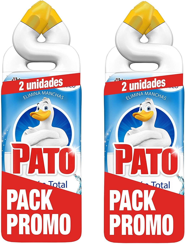 Pato - WC Acción Total, 750ml (2 x Duo Pack, 4 unidades) Precio al tramitar el pedido
