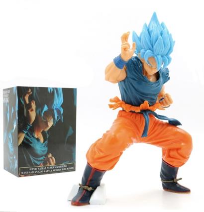 Figura Dragon Ball GOKU GOD BLUE