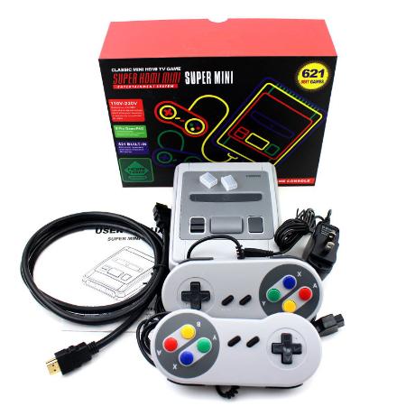 620/621 juegos infantiles Retro Mini clásico 4K TV AV/HDMI 8 bits consola de videojuegos