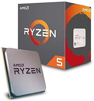 Ryzen 5 2600X por 129€