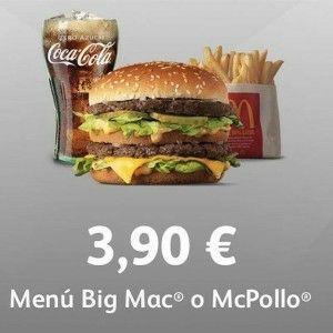 foto de Chollos y ofertas de McDonald's ⇒ abril 2020 Chollometro