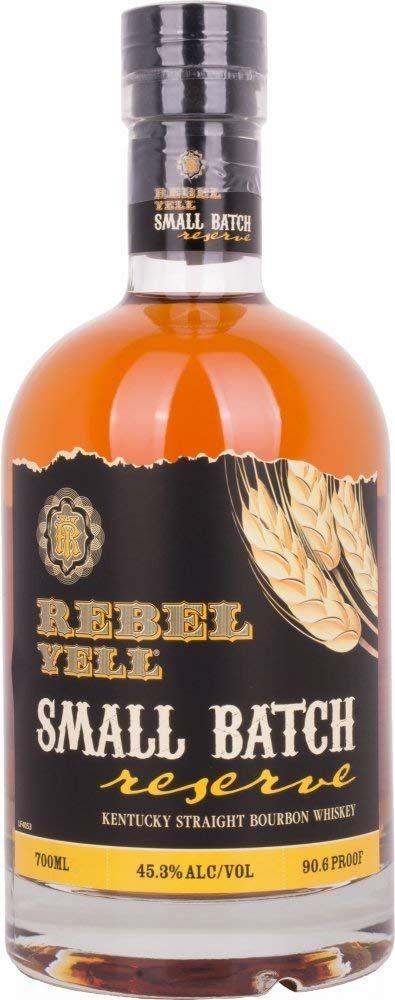 Whiskey Rebel Yell Small Batch Reserva Kentucky Straight Bourbon - 700 ml.