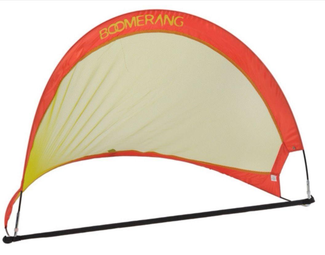 Portería plegable Boomerang.