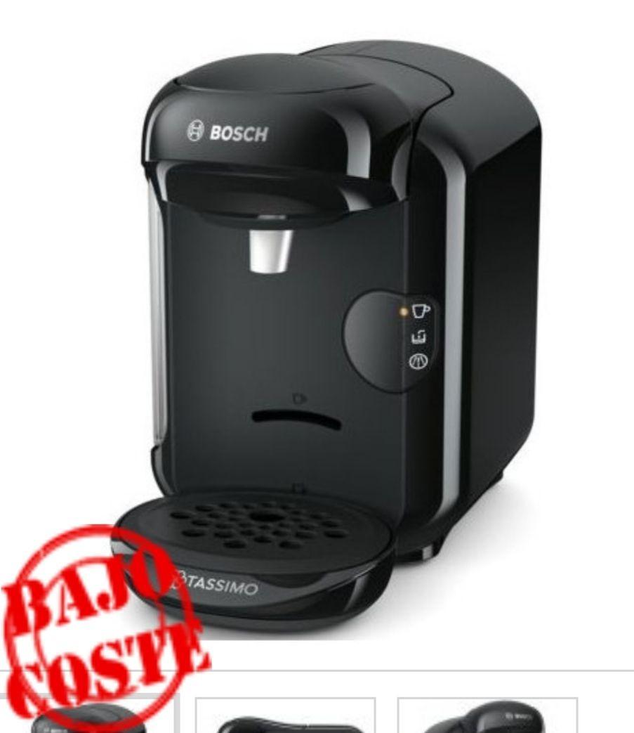 Cafetera Bosch Tassimo TAS1402 VIVY 2 NEGRA 0.7L Multibebida