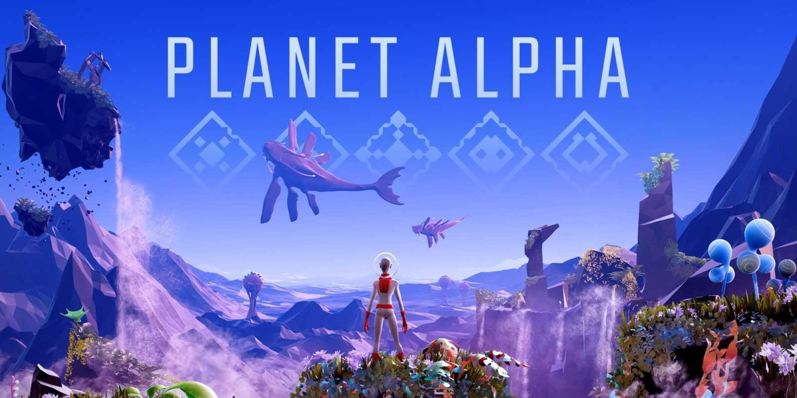 Planet Alpha (eshop Switch)